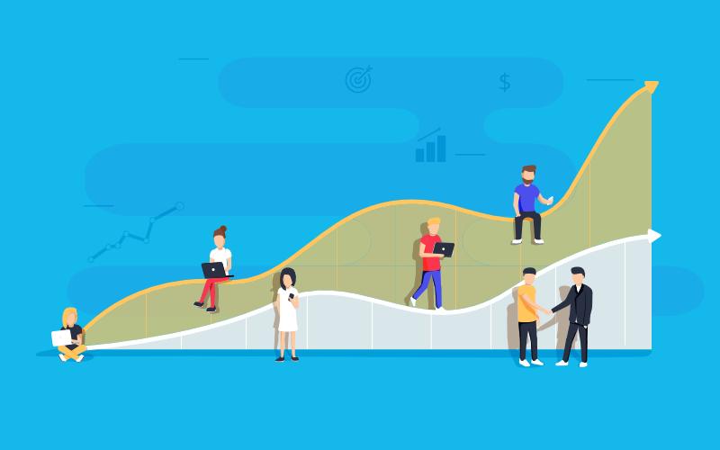 5 pasos para evolucionar su proceso de ventas