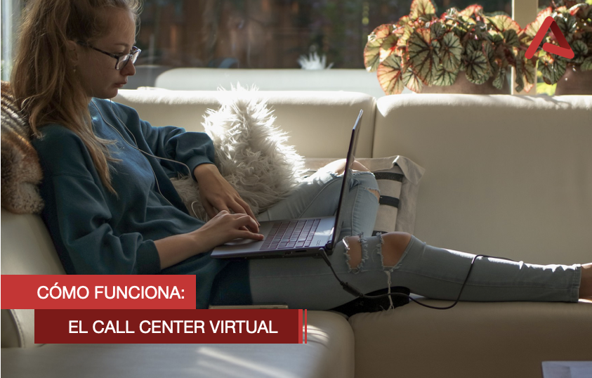 Cómo Funciona: El Call Center Virtual